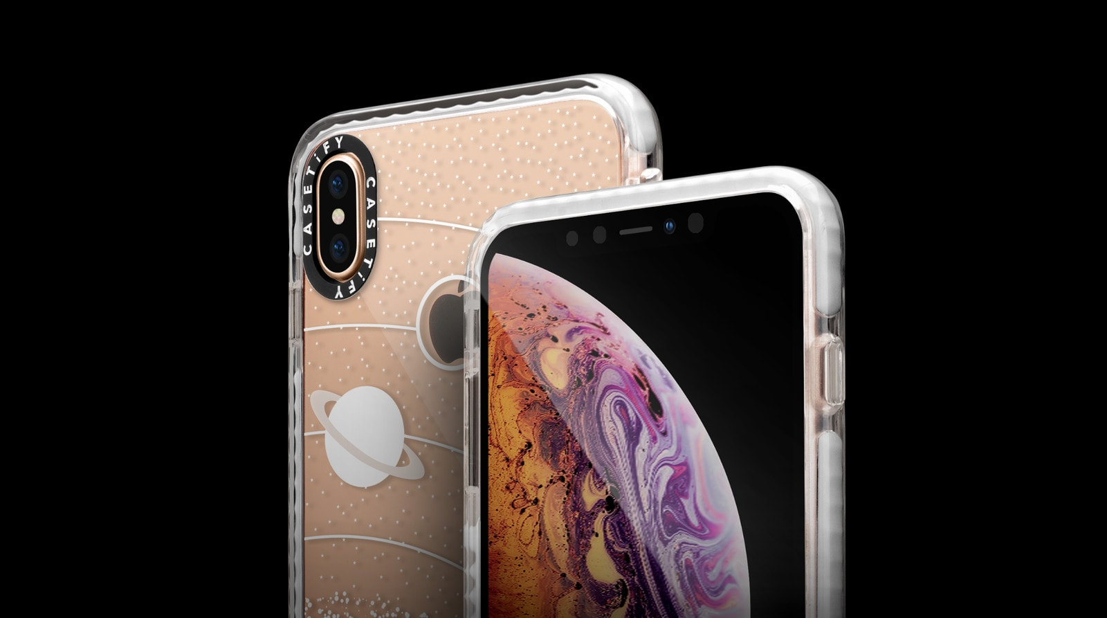 Casetify's Impact iPhone XS Max case is protective and colorful.