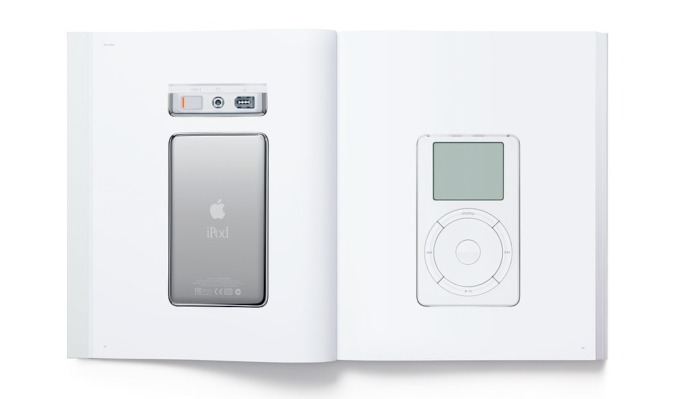 Designed by Apple book