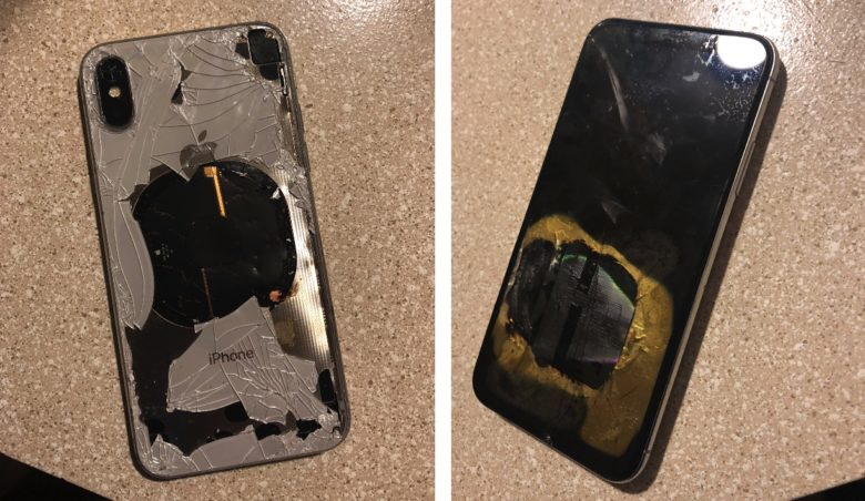 IPhone X explodes while updating, Apple responds to the incident