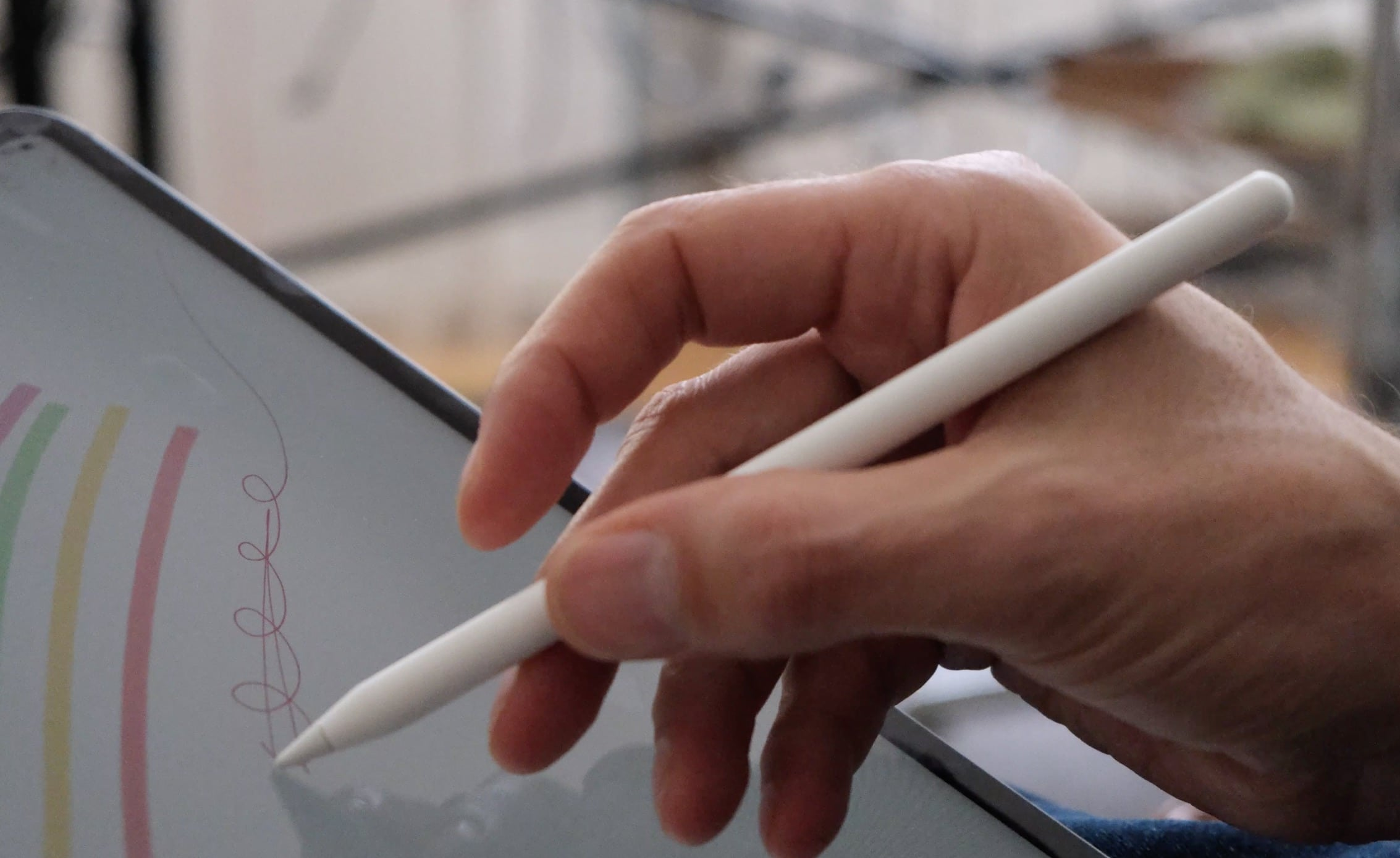 Like everything else, the new Apple Pencil is better.