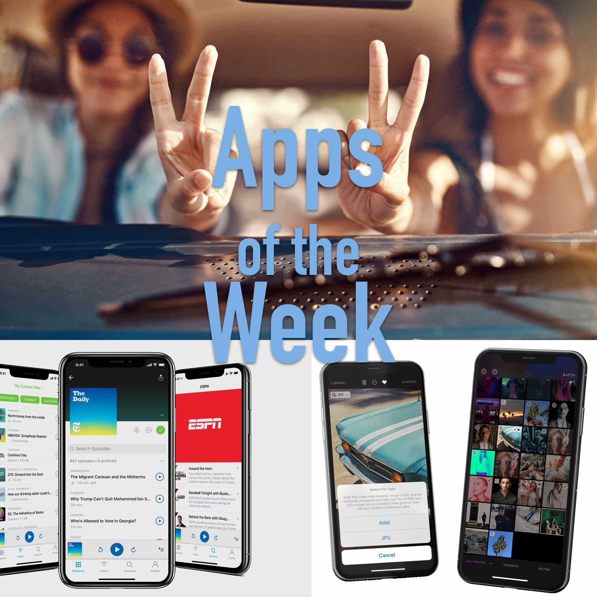 Check out this week's awesome app roundup