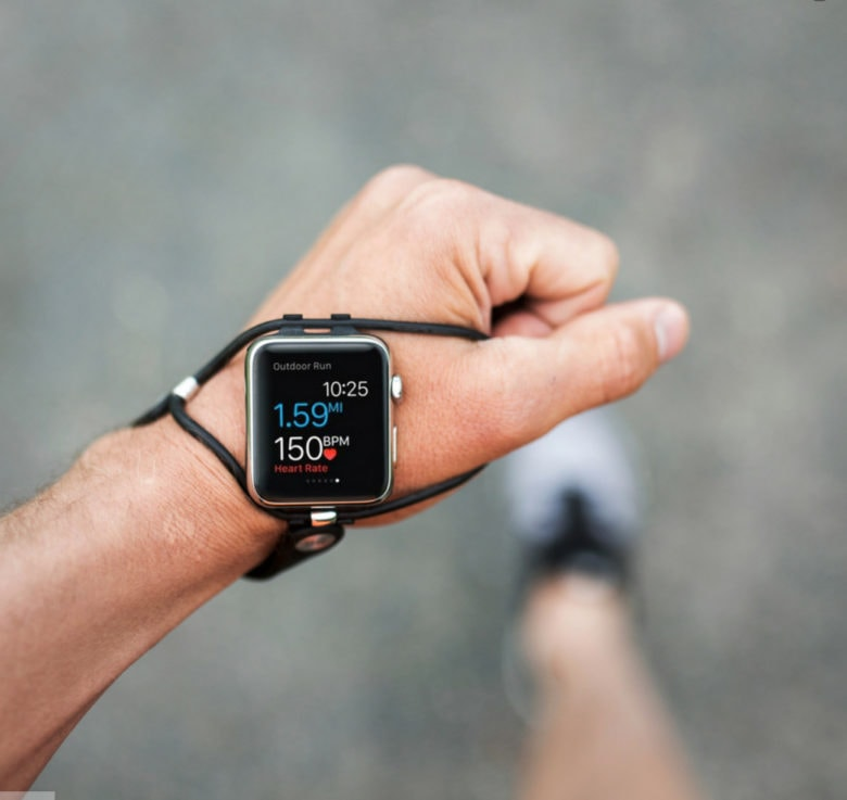 Shift lets you maintain form, spend less time looking at your wrist and more on the trail and traffic.
