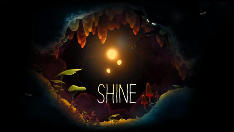 SHINE - Journey Of Light is a relaxing iOS game.