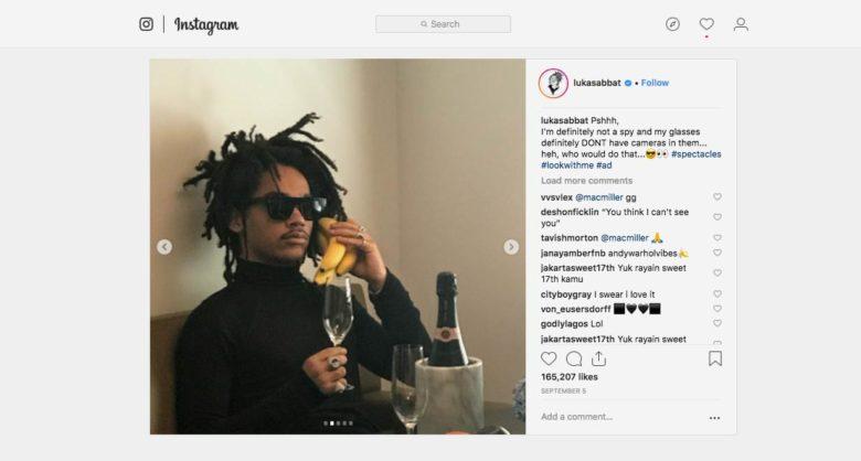 'Grown-Ish' Star Luka Sabbat Being Sued For 'Failure To Influence'