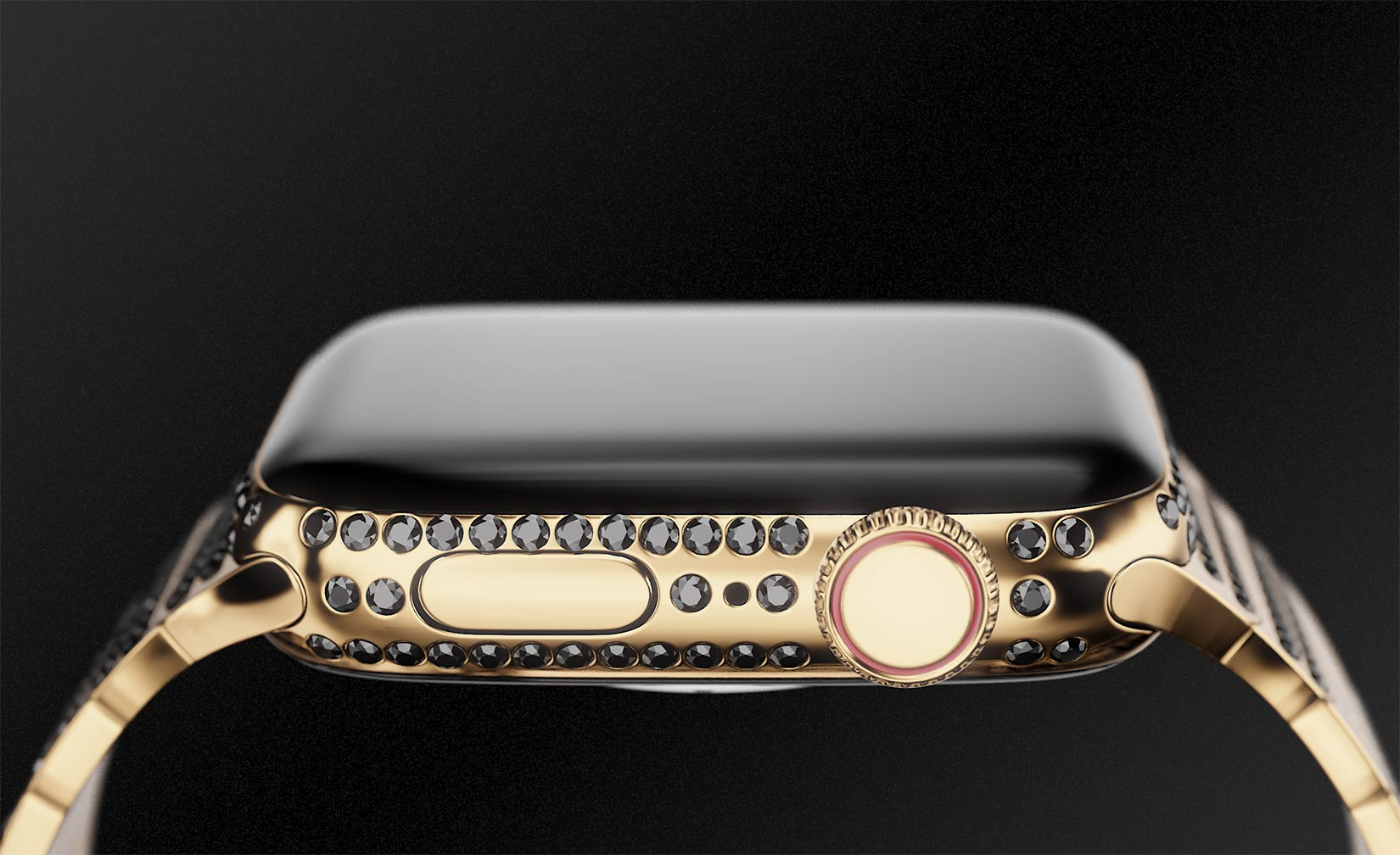 golld Apple Watch