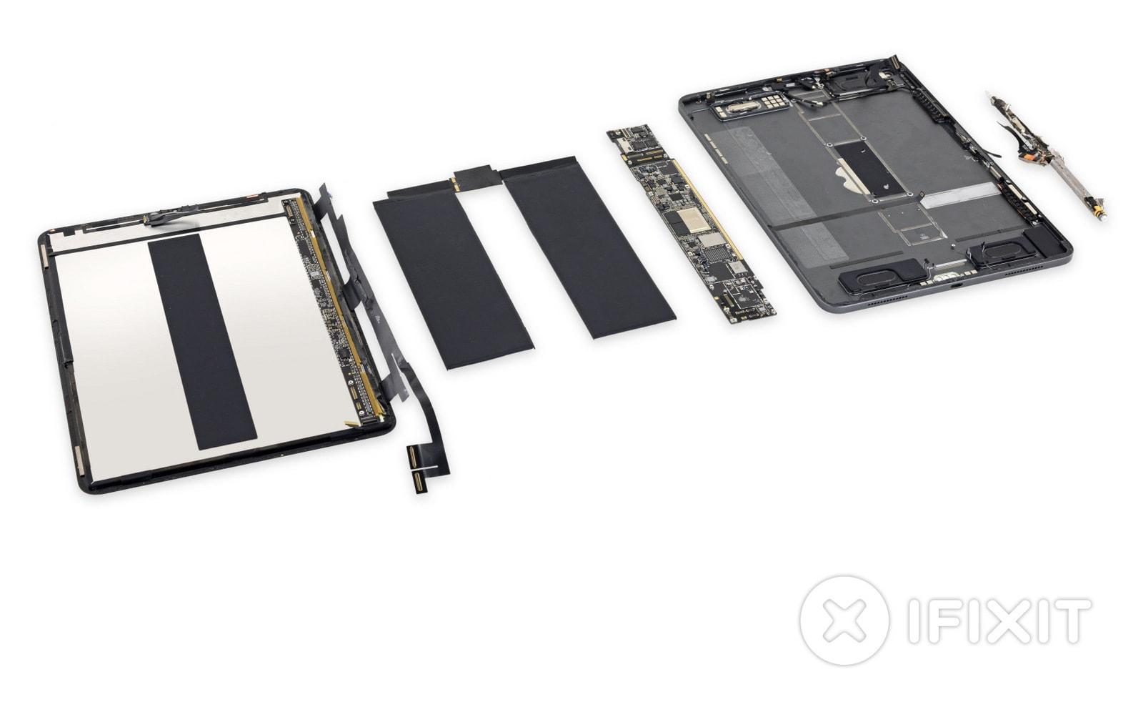 2018 iPad Pro teardown