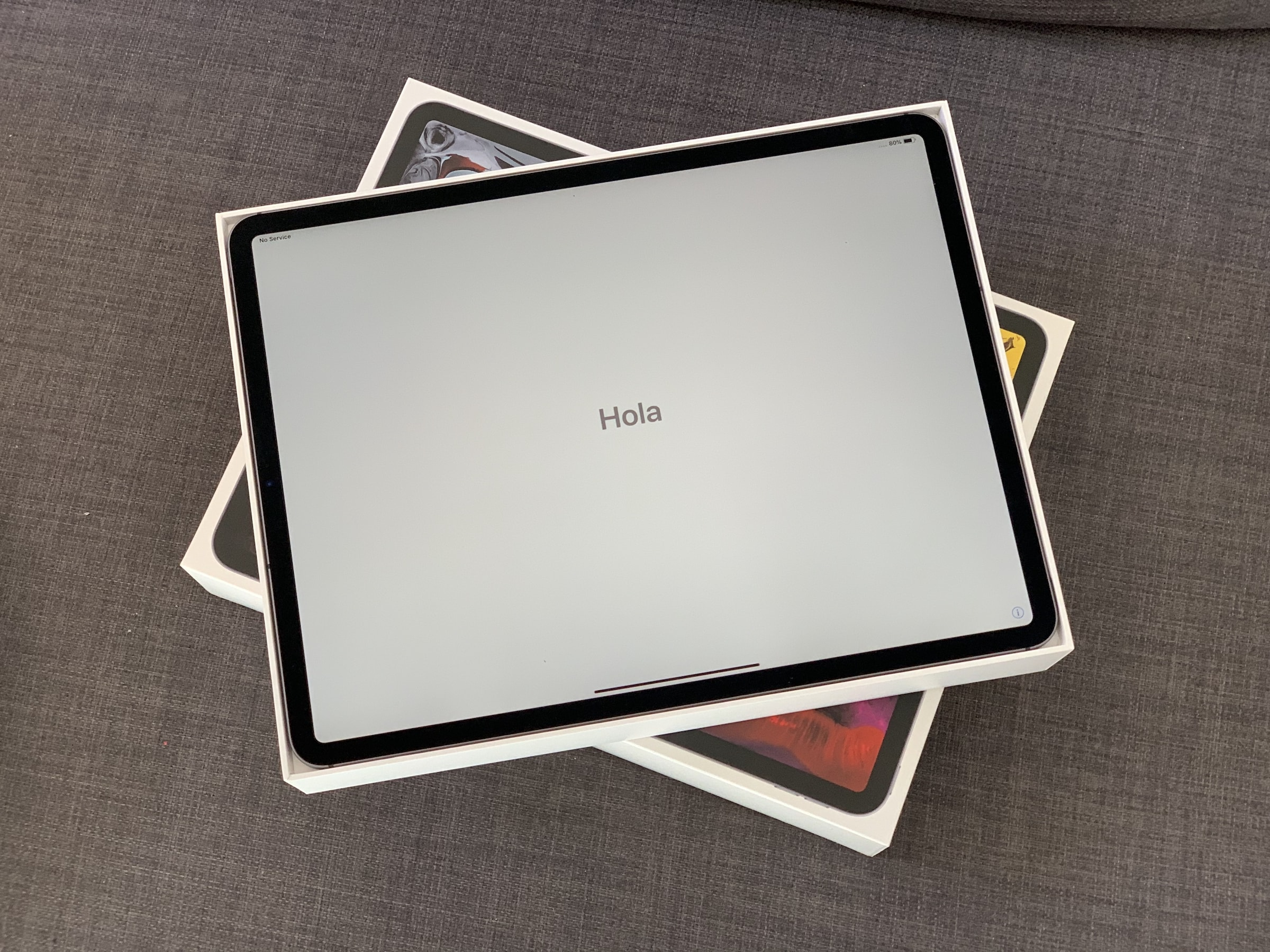 How To Set Up Your New Ipad Pro 2018 The Right Way Cult Of Mac