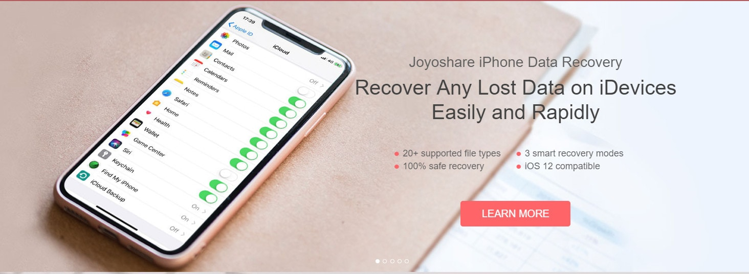 This app lets you skip iTunes to recover lost iPhone data easily and precisely.