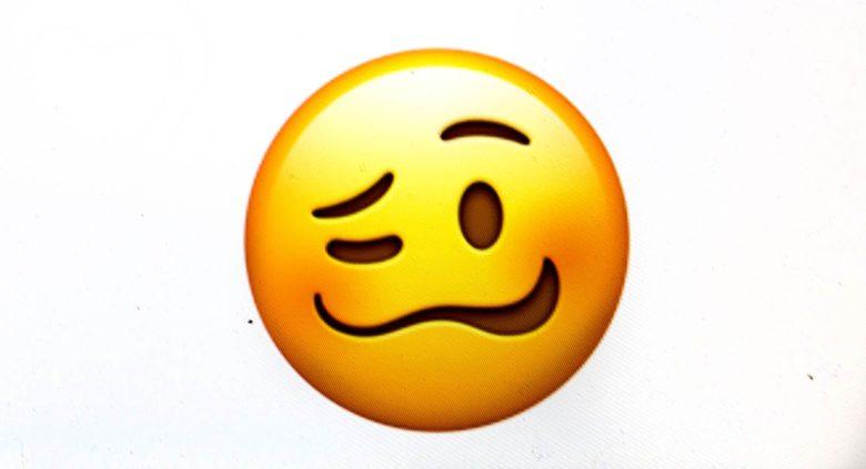 woozy face emoji