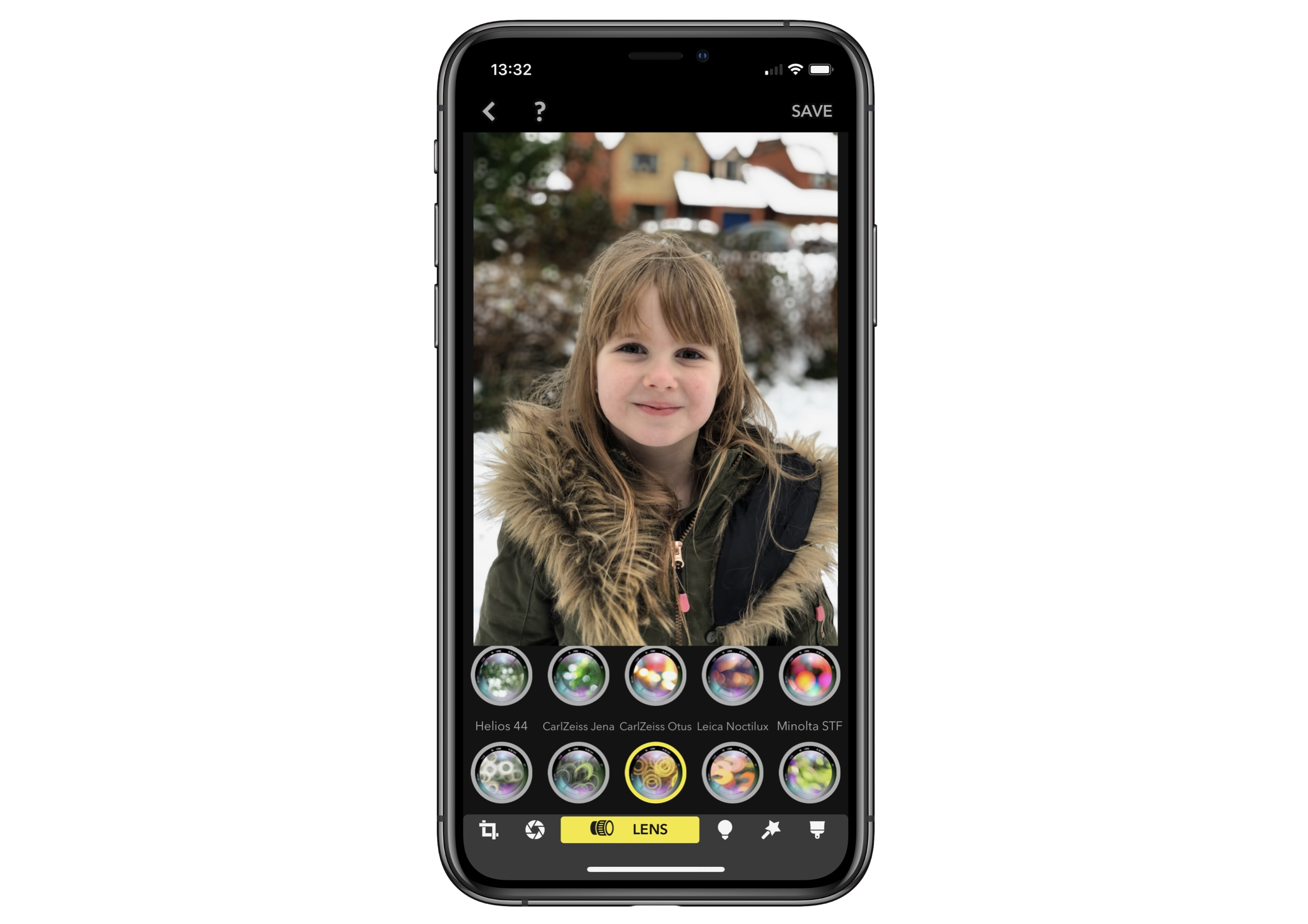 Focos iPhone