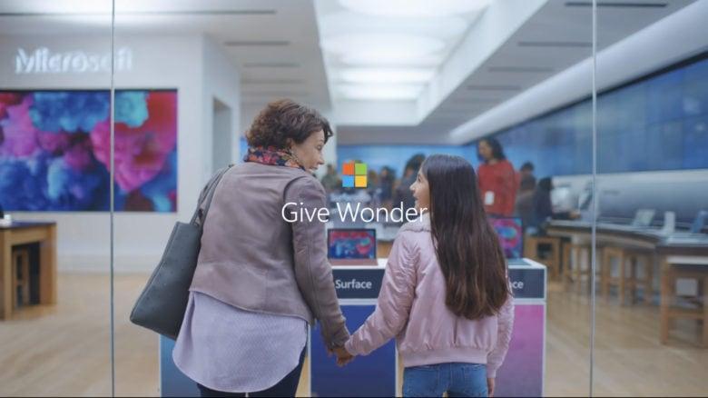 Surface Go ad 2018