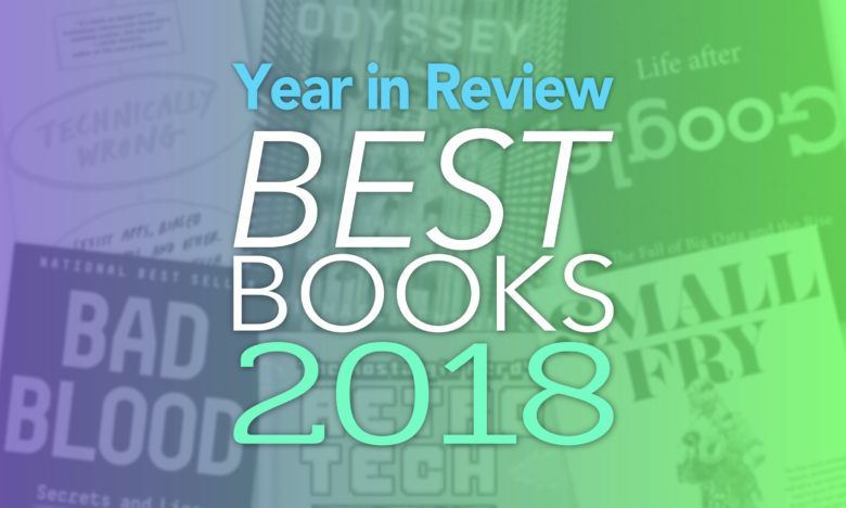 Year in Review Best Books 2018