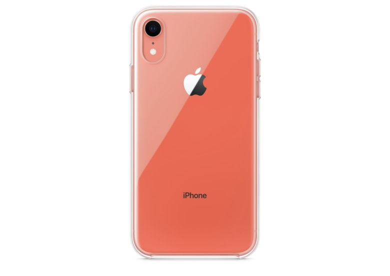 quality design d4b8b 24ada Apple finally starts selling its first iPhone XR case