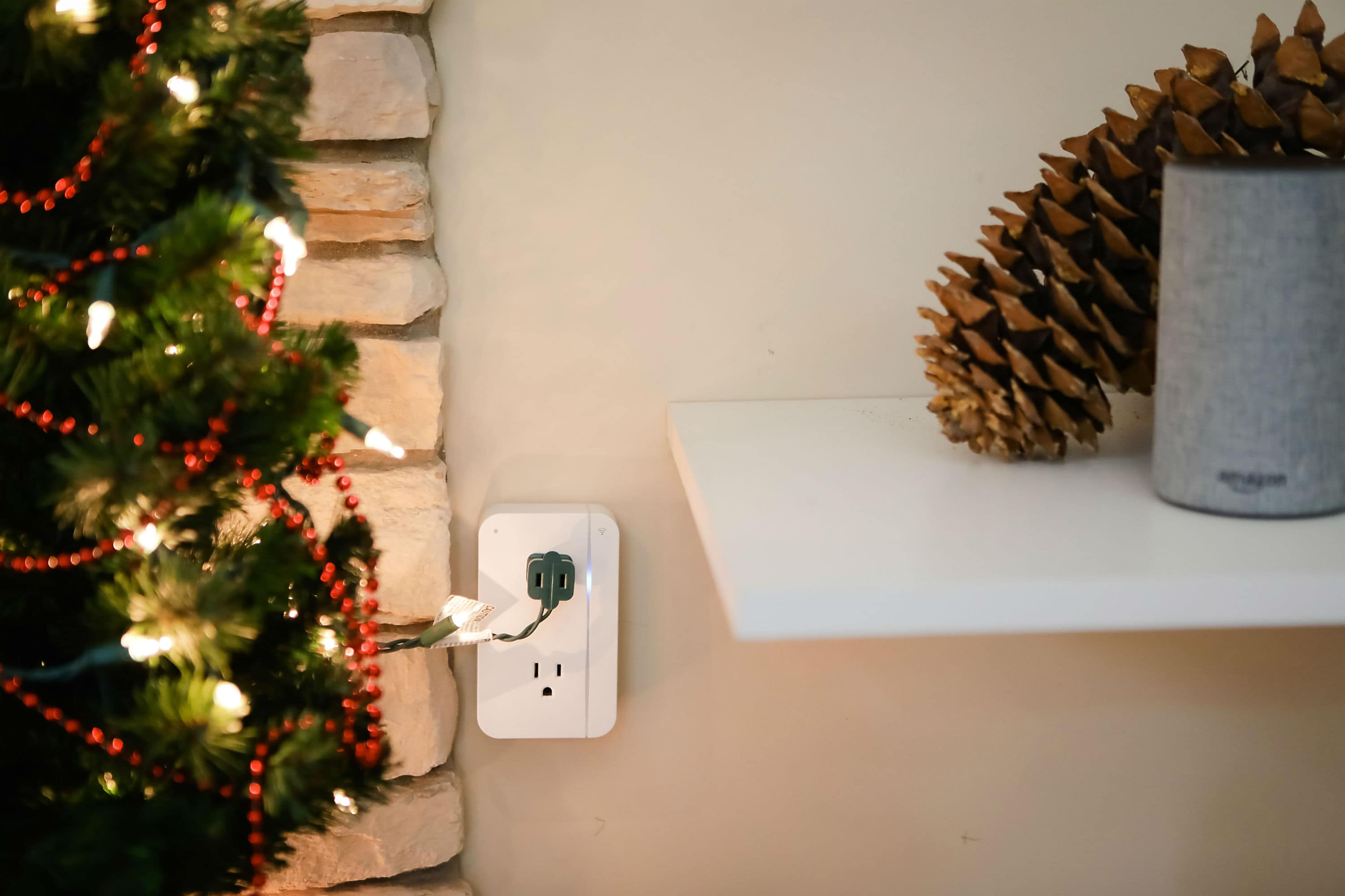 Nobody's outlet is ever this easy to reach, which makes the ConnectSense Smart Outlet2 with HomeKit compatibility even more useful.