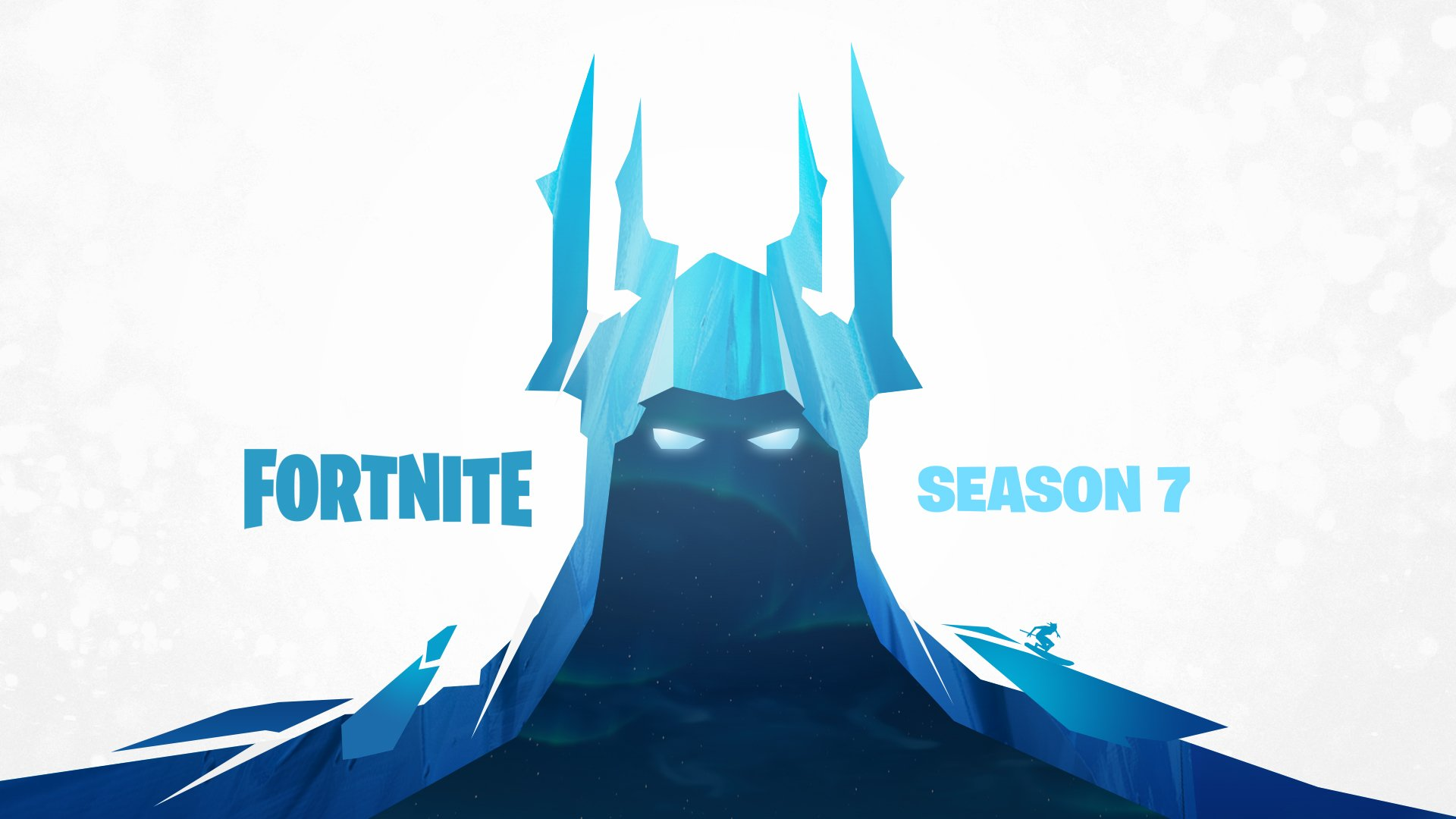 Epic Sends Out Icy Teaser For Fortnite Season 7