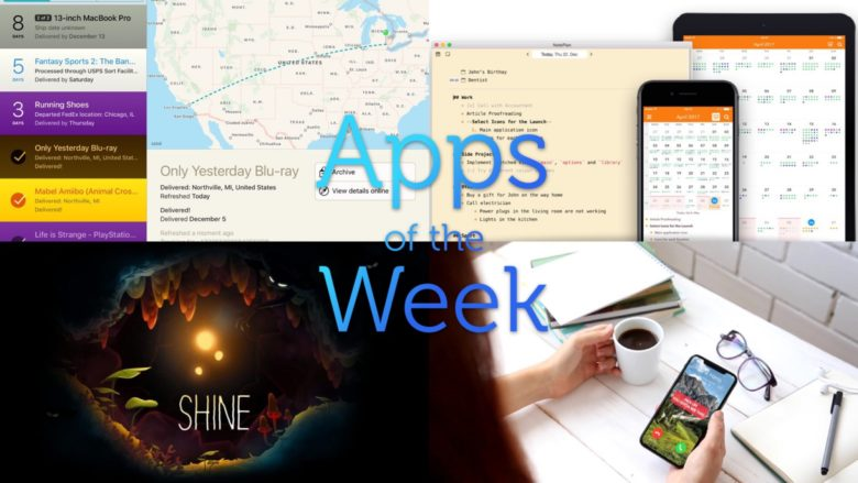 Flash, NotePlan 2 0, Shine and other great apps of the week