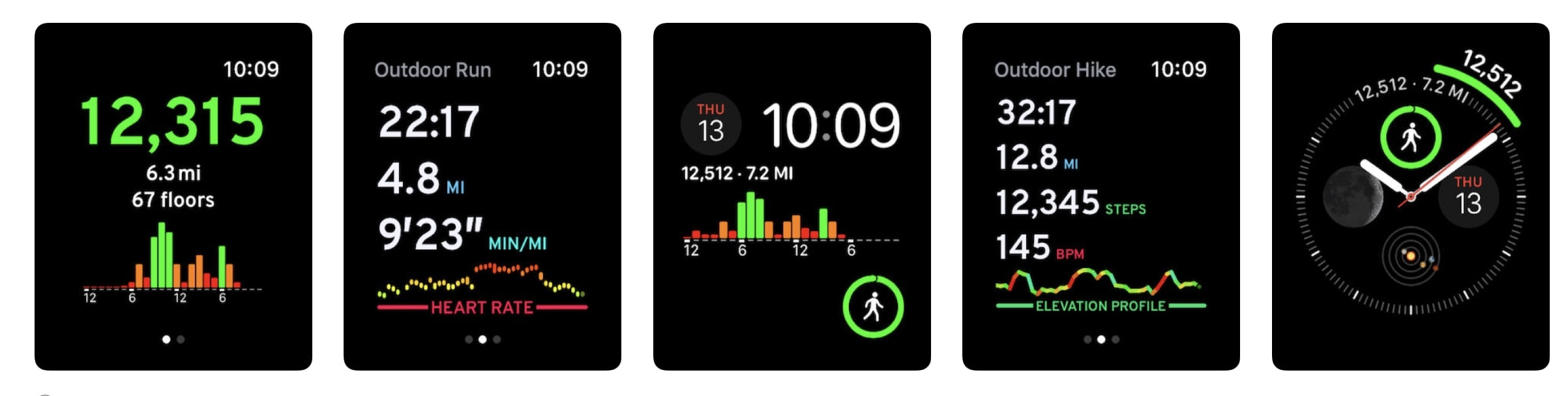 Your wrist is the right place for a pedometer app.