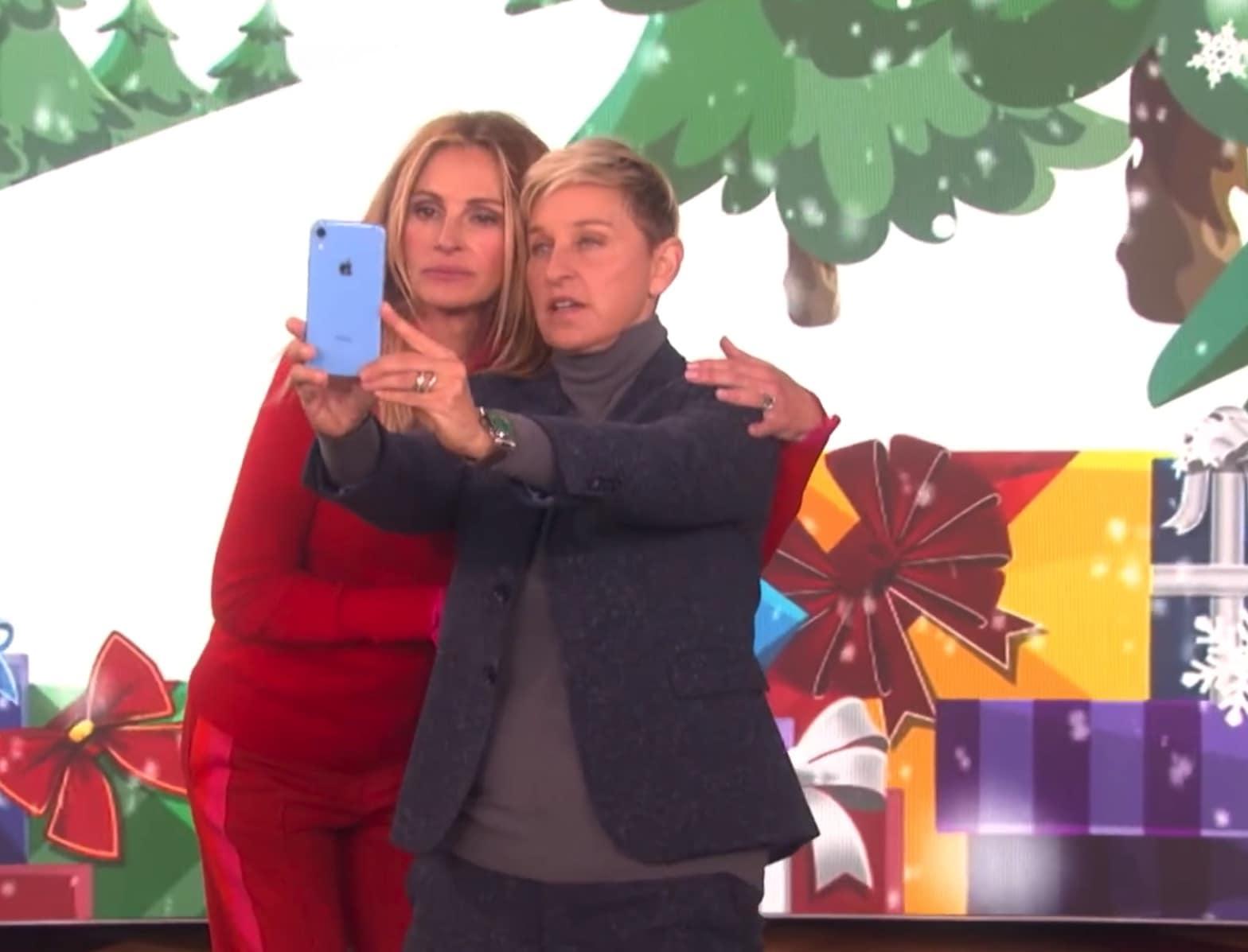 Ellen iPhone 2