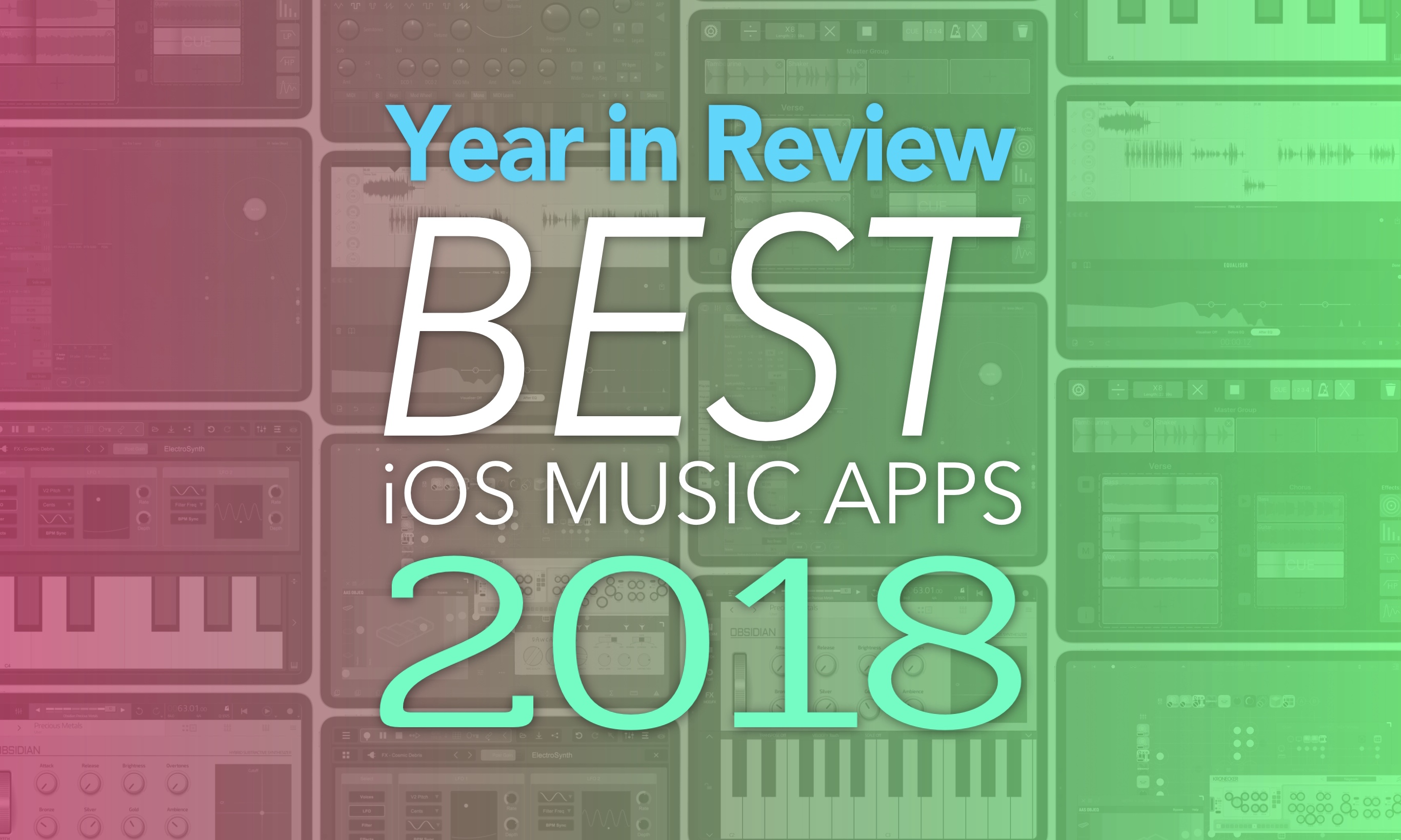 Best iOS Music Apps 2018