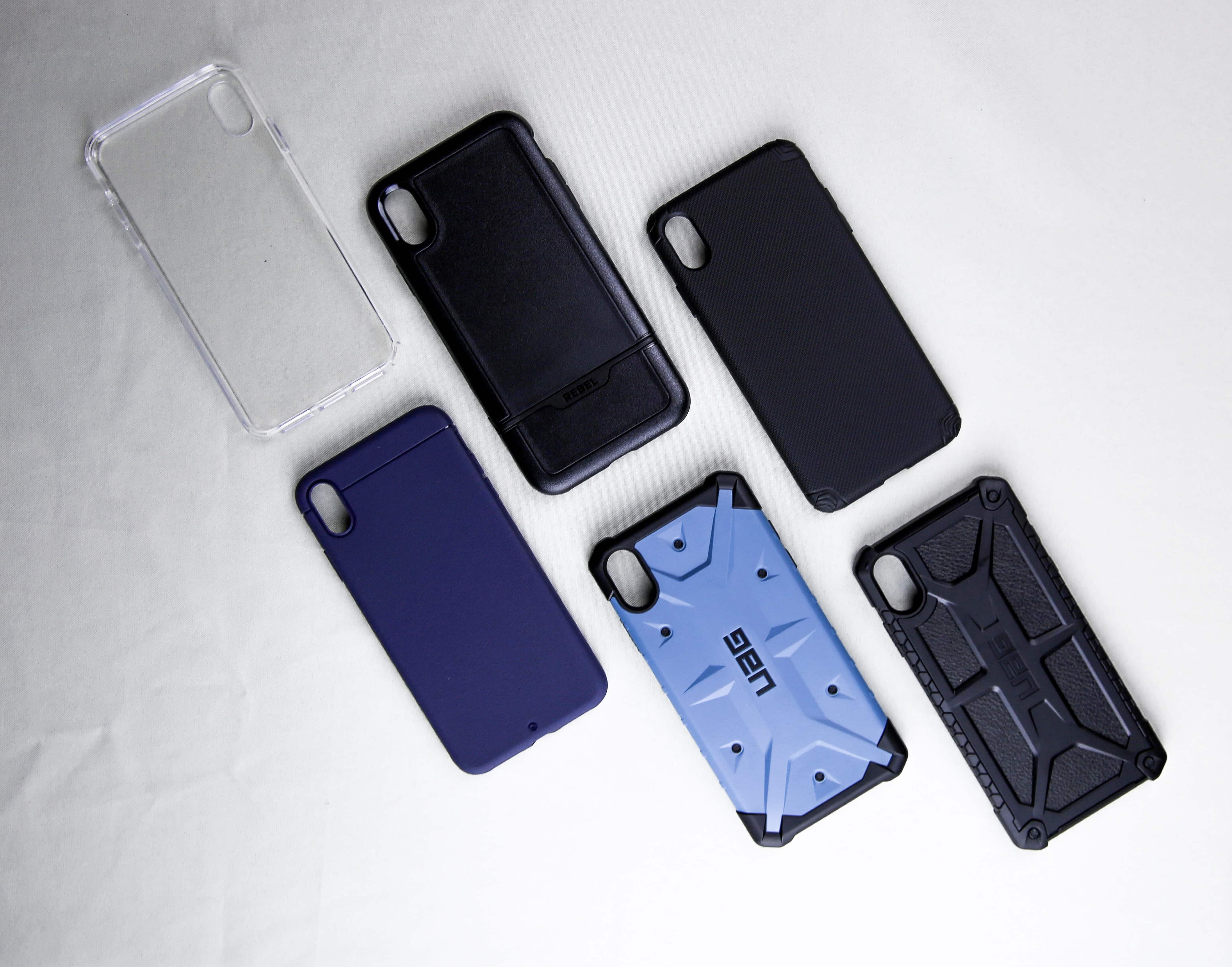 Sport style and durability with a collection of our favorite iPhone XS Max cases.
