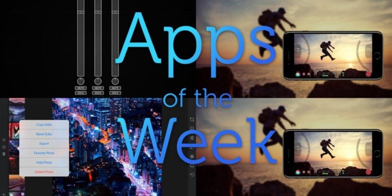 What a festive feast of apps we have for you this week.