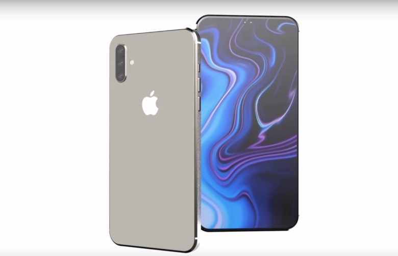 iphone xi concept sports three lens camera and sleek redesign cult