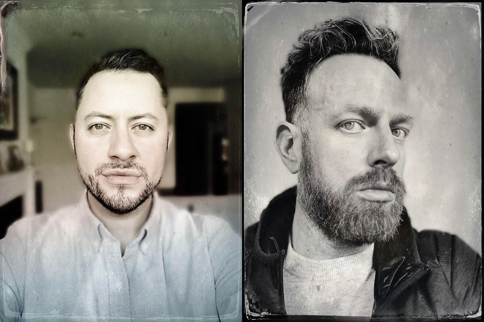 Improved TinType App Gives Selfies Old-timey Feel