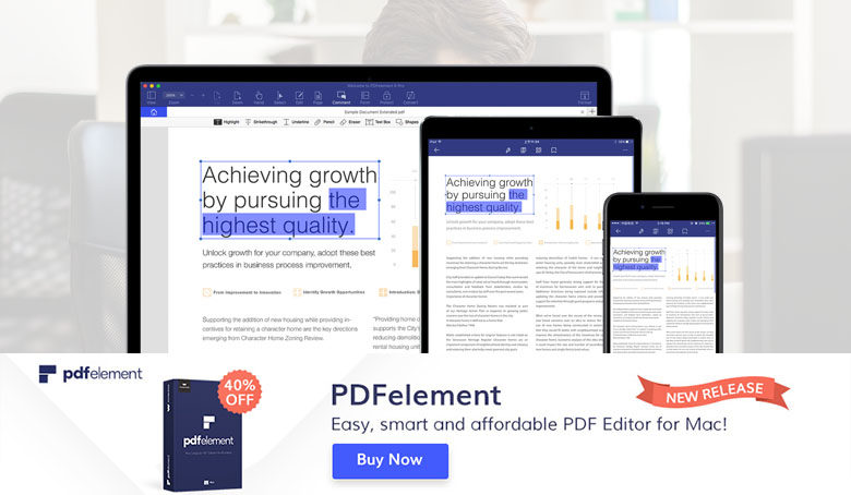 PDFelement 6 Pro for Mac: An easy-to-use alternative PDF