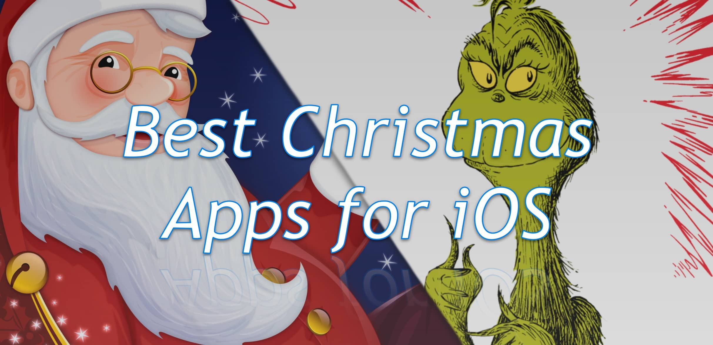 The Best Christmas Apps for iOS