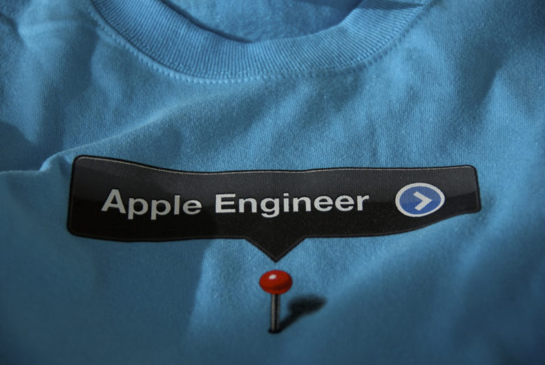 Apple t-shirt 2