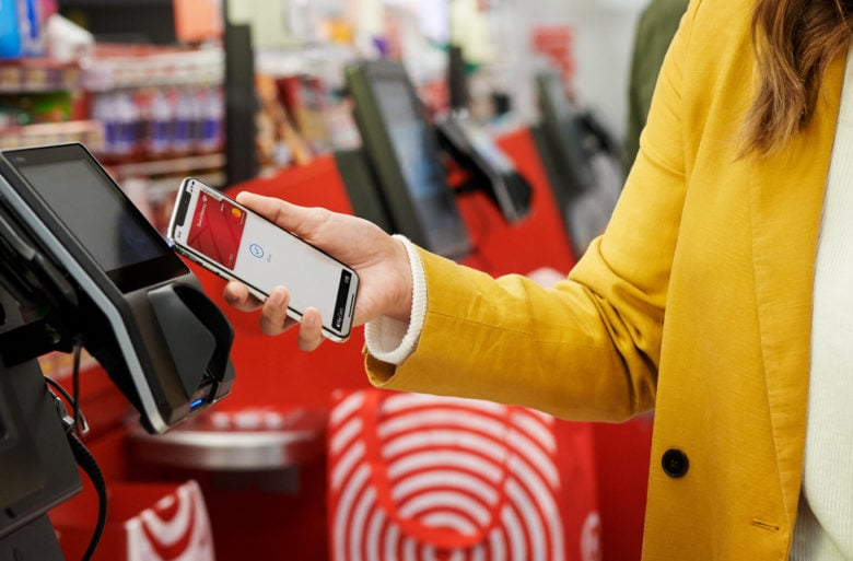 Apple Pay at Target