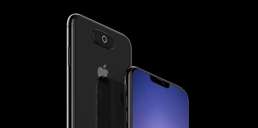 A major topic of debate about the iPhone XI is camera lens placement.