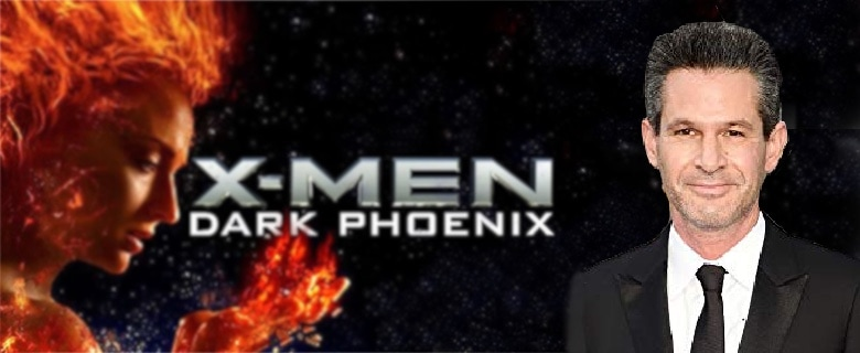 Simon Kinberg wrote and directed X-Men: Dark Phoenix. Now he's working on an Apple sci-fi series.