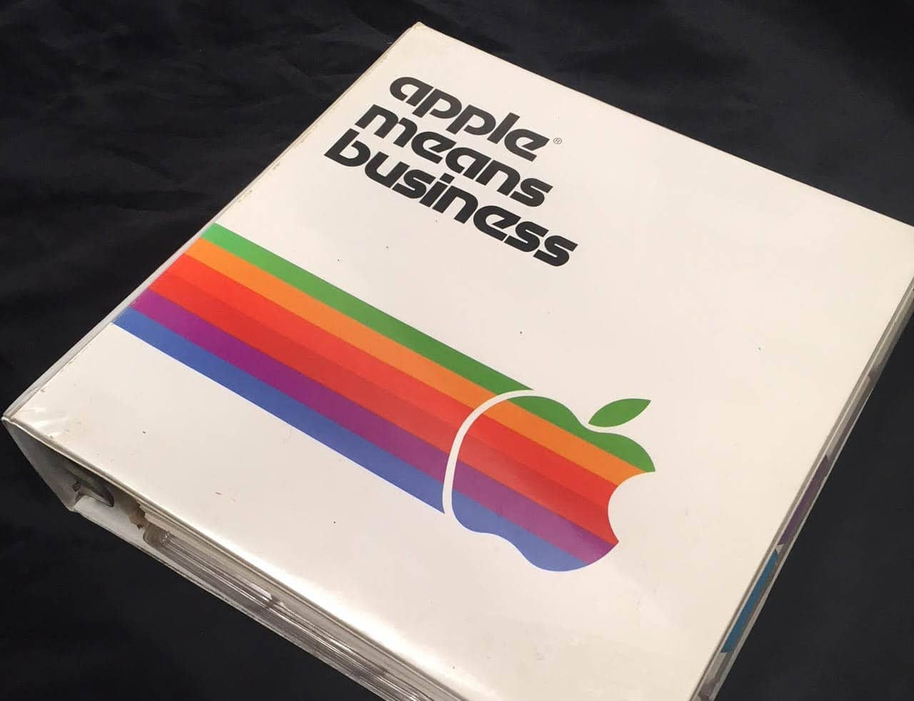 Apple training manual