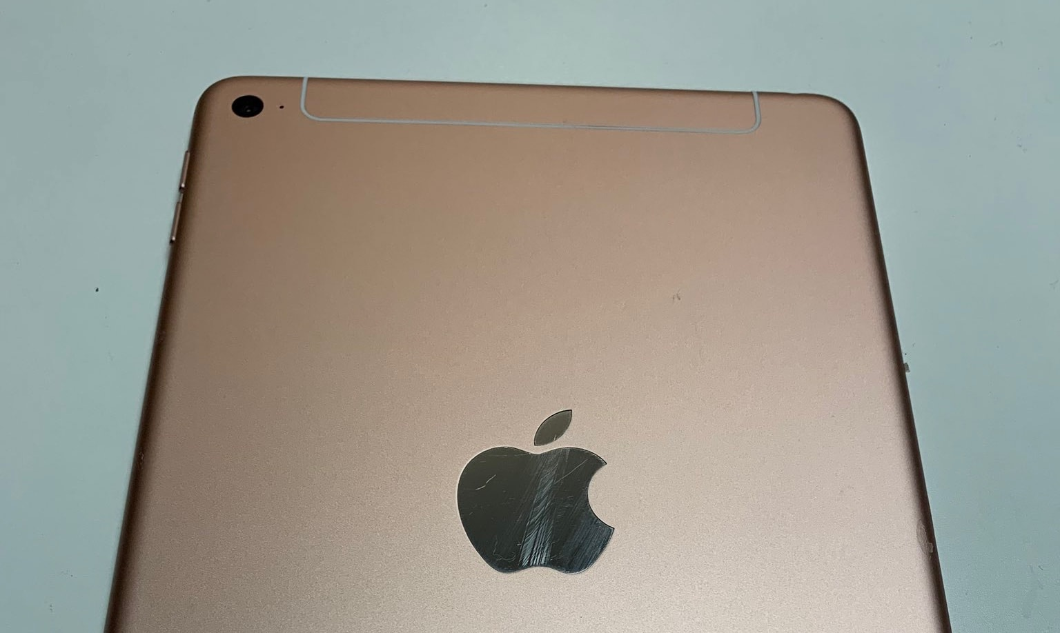 New mages could be of the rumored iPad mini 5.