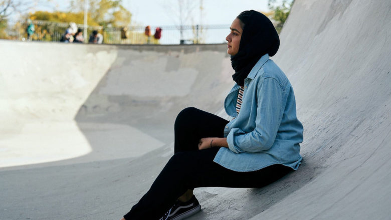 Geraldine Viswanathan appears in Hala, chosen for the U.S. Dramatic Competition at the 2019 Sundance Film Festival.