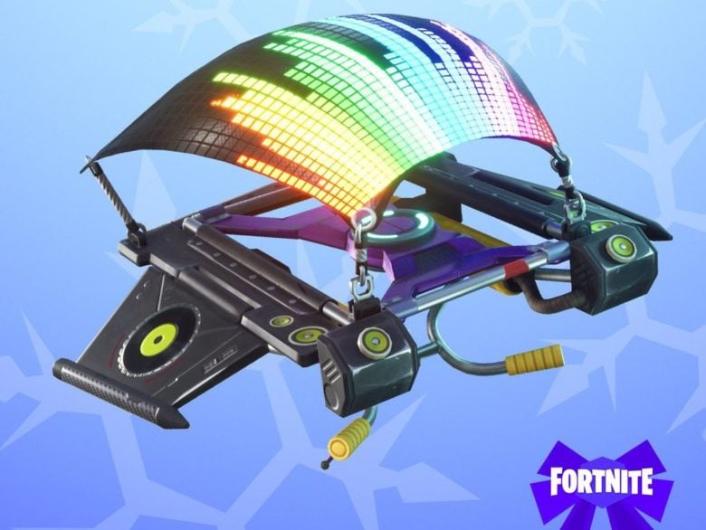Fortnite Equalizer glider