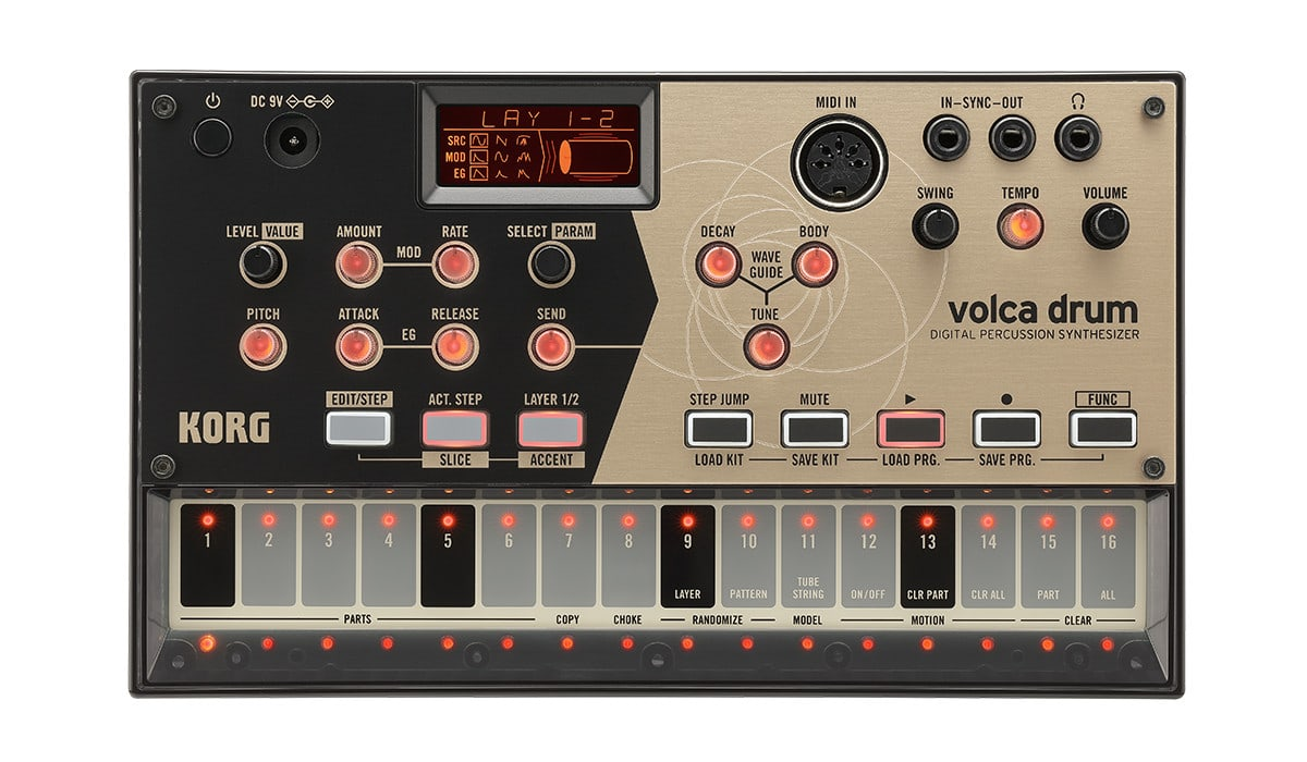 I want this Korg Volca Drum so hard.