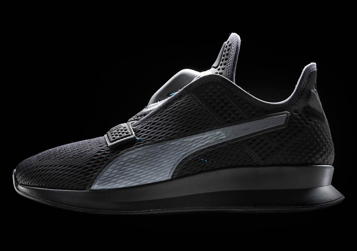 Puma self-lacing shoe