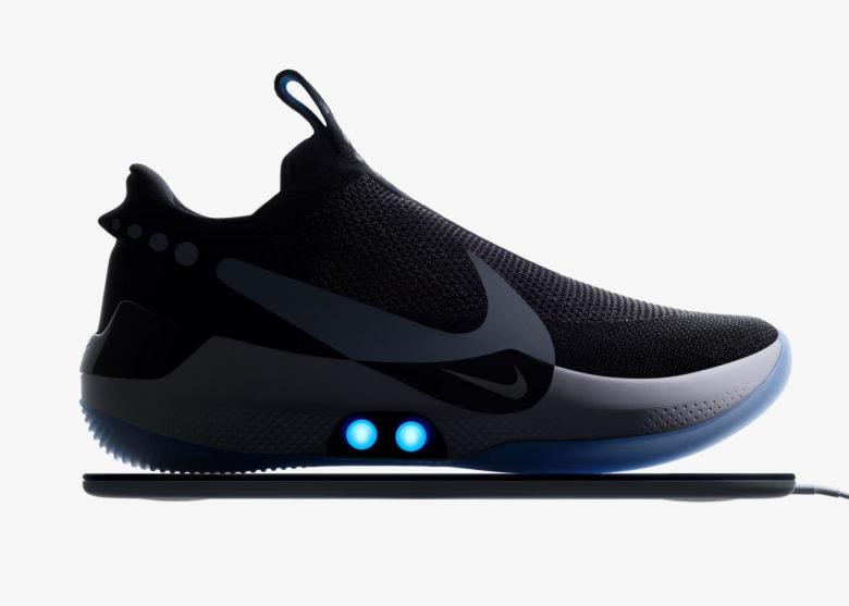 Nike kills shoelaces with new iPhone-controlled sneakers  b2bb87843
