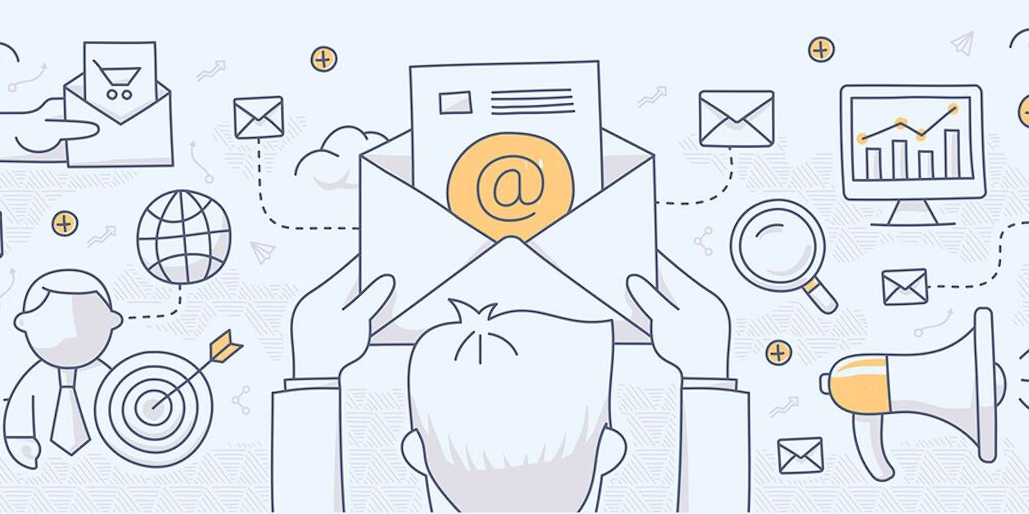 Easily create complex email campaigns straight from your Gmail account.