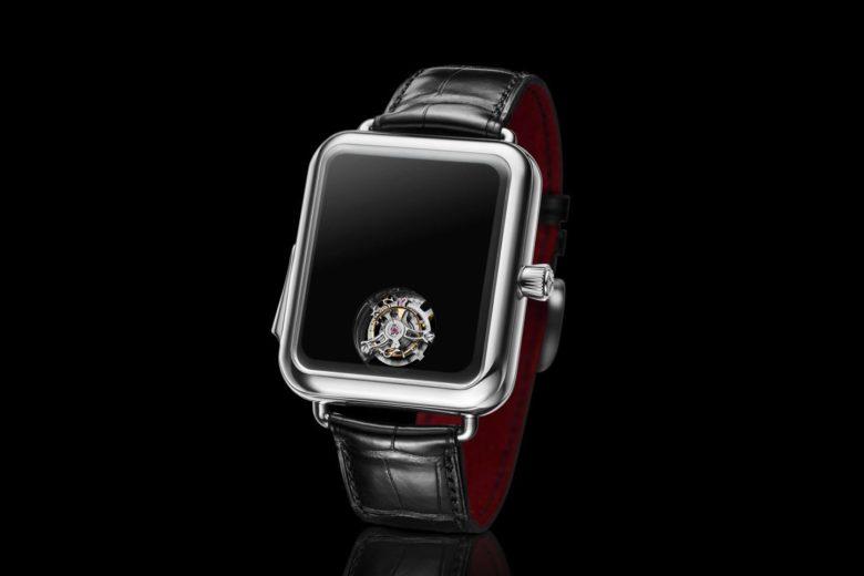 Swiss Alp Watch Concept Black 1