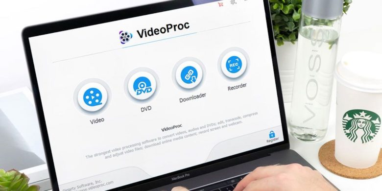 VideoProc makes it easy to download, edit and convert video for perfect playback on any device.
