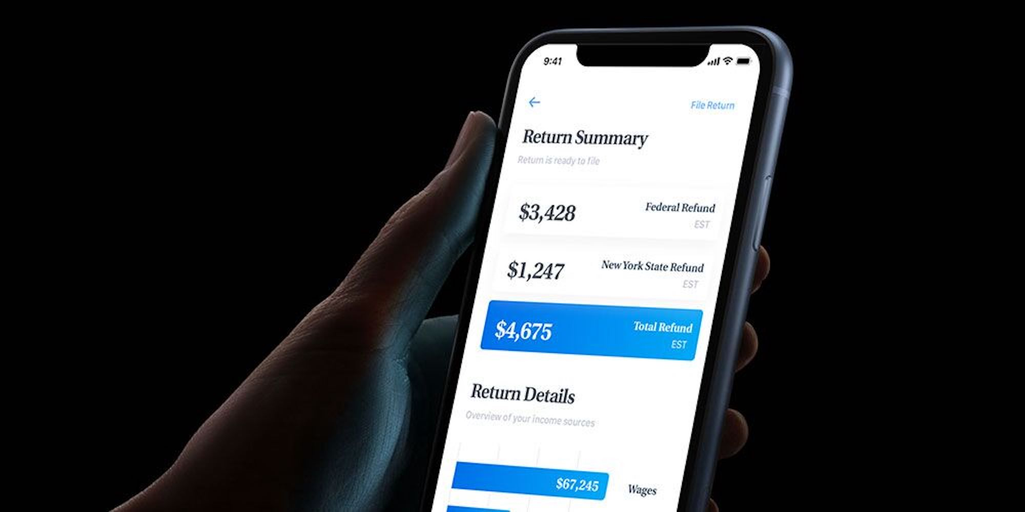 Visor offers a new way to do your taxes, using a convenient app to connect with expert advisors.