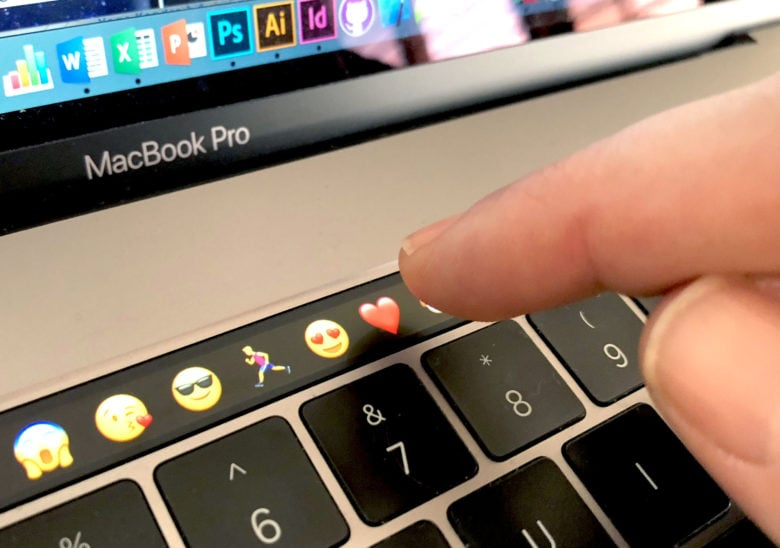 You got the touch. Here's how to master your MacBook Pro's Touch Bar.