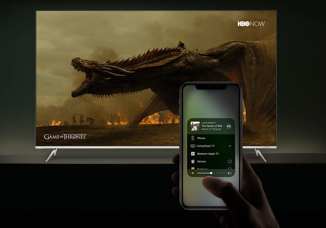 Vizio starts inviting TV owners to test AirPlay 2 support