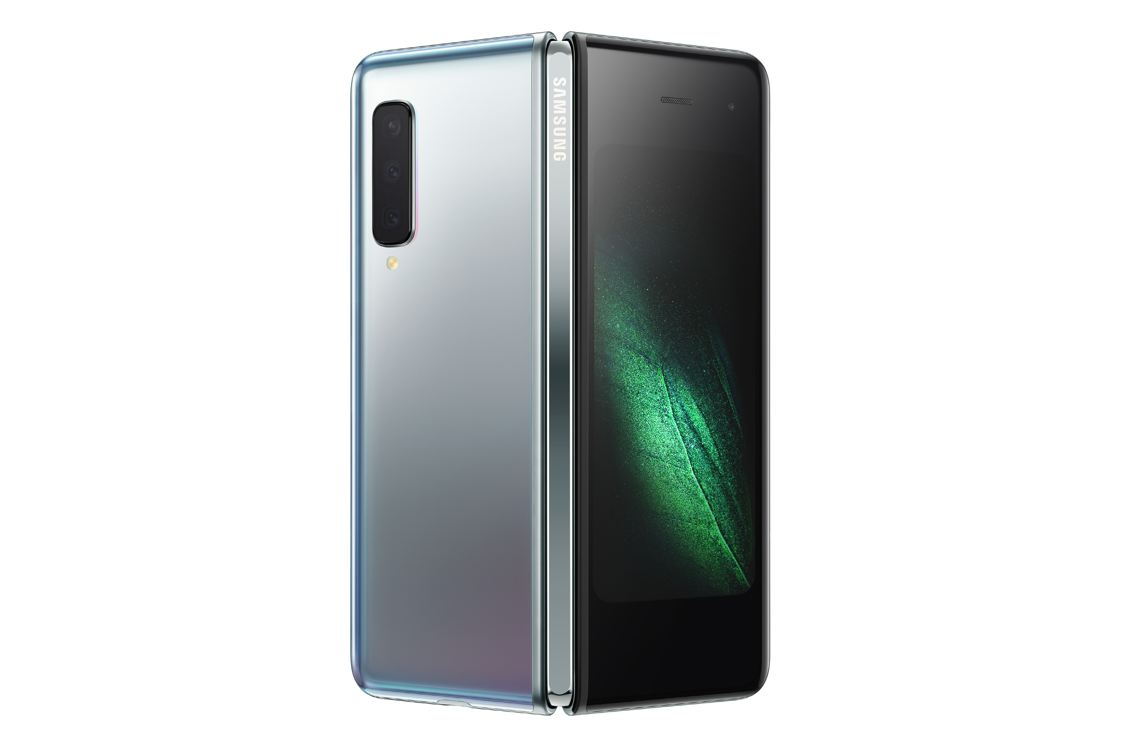 Galaxy Fold front
