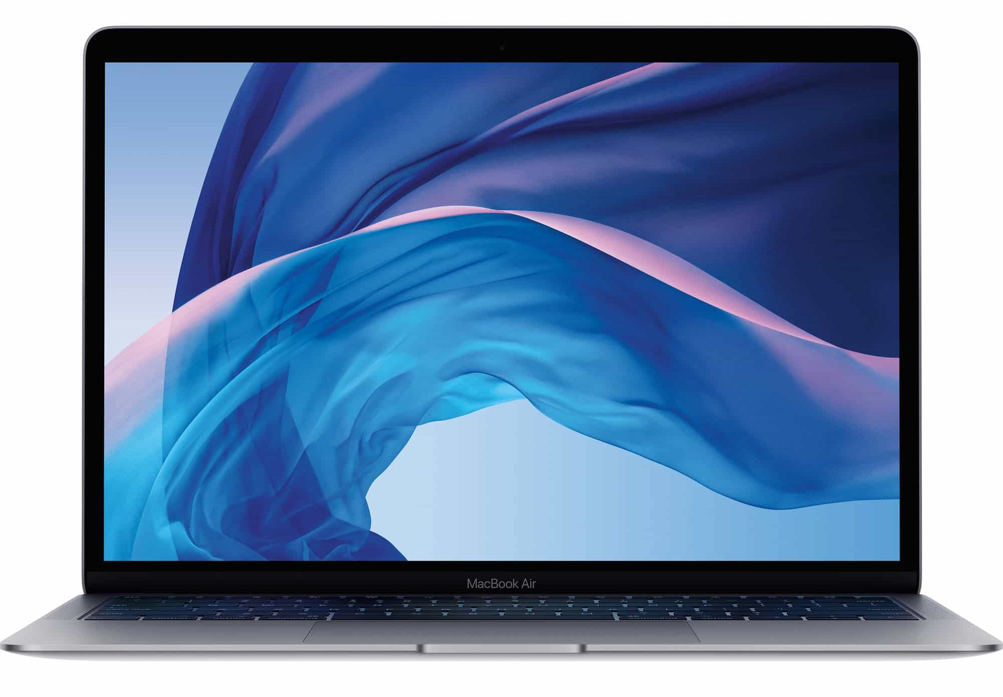 The late-2018 MacBook Air with Retina display.