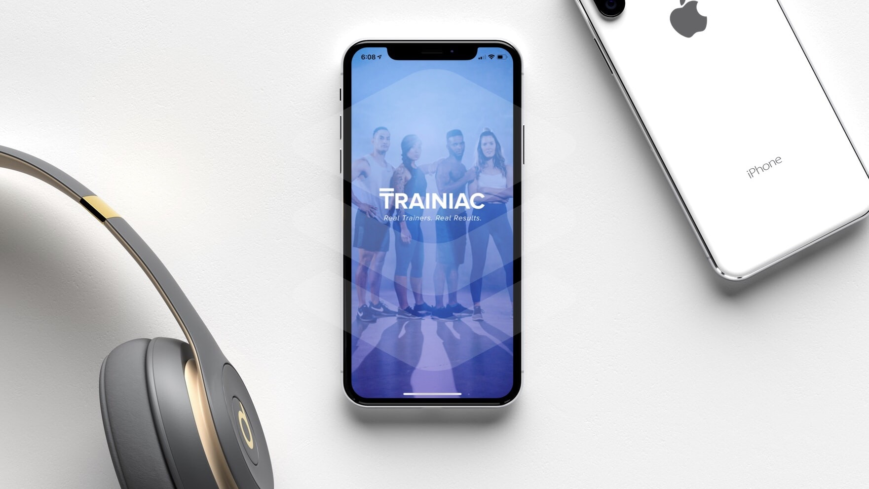 Trainiac Beats iPhone X