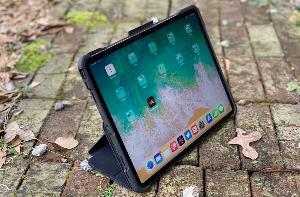 super popular d331a 6b892 UAG Metropolis iPad Pro case review: Rugged without excess bulk
